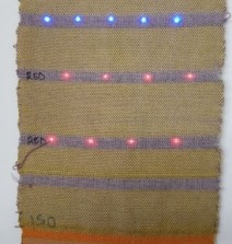 Textile LED Swatch (2)
